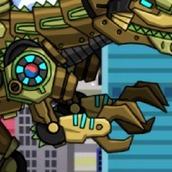 Игра Робот Гигазавр