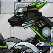 Игра Трансформер Динозавр Робот