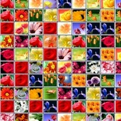играть онлайн маджонг цветочная страна