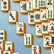 Игра Китайский маджонг пасьянс