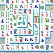 Игра Маджонг Цветочный