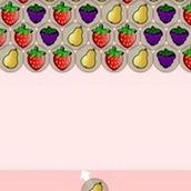Стрелялка шариками с фруктами и овощами
