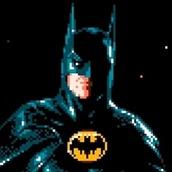 Игра Бэтмен возвращается на денди