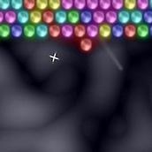 Стрелялка шариками с замедлением движения
