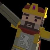 Рыцарь Против Скелетов