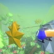Игра Приключение Вертолета