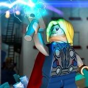 Игра Лего Мстители