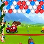 Игра Стрелялка шариками на ферме