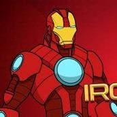 Игра Мстители новый костюм Железного Человека