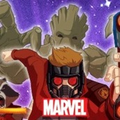 Игра Мстители Стражи галактики охота за реликвиями