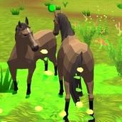 Игра Симулятор лошади 3D