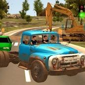 Игра Русский водитель 3: Зил 130