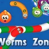 Игра WORMS Zone io