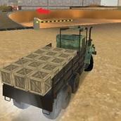 Игра Военный водитель