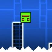 Игра Геометрическая прыгалка