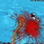 Симулятор крокодилья охота