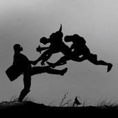 Игра Темный воин