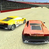 Игра Сумасшедшие гонки 2
