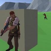 Зелёная стрелялка