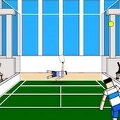 Игра Замедленный теннис
