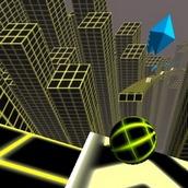 Игра Катящийся шар 3D
