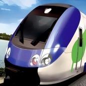 Игра Симулятор поездов 2019