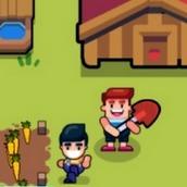 Игра Ленивая ферма