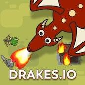 Игра Drakes io