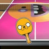 Игра Настольный теннис Мультяшки