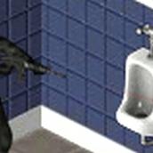 Игра Бегалка стрелялка с оружием за шпиона