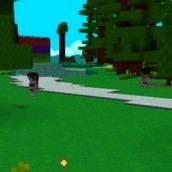 Игра Побег из Фанленд: Майнкрафт квест