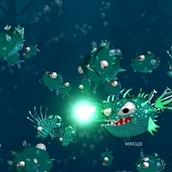 Игра Aquar io