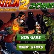 Игра Стрелялка где нужно ходить и убивать зомби