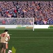 Игра Свободные удары в футболе
