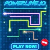 Игра Powerline io (Пауэр лайн ио)