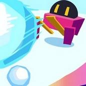 Игра Snowball io (Снег Ио)