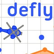 Игра Defly io (Дефлай ио)