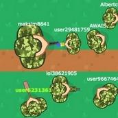 Игра Солдаты против зомби Ио