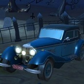 Игра 3Д парковка машин 3: на кладбище