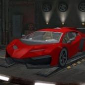 Игра 3Д парковка машин 2: ночью