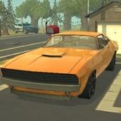 Игра 3Д парковка машин