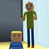 Игра Балди для детей 5,6,7 и 8 лет
