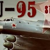 Ту 95 леталка на самолетах
