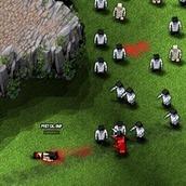 Игра Картонная Башка 4: Война Зомби