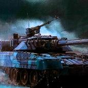 Игра Война танков на двоих