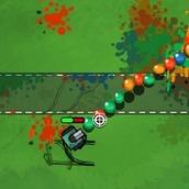 Игра Цветные танки