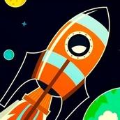 Игра Космическая ракета
