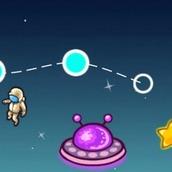Игра Спасение ракеты в космосе