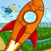 Игра Порыв ракеты