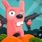 Игра Стрелялка с оружием против ГМО